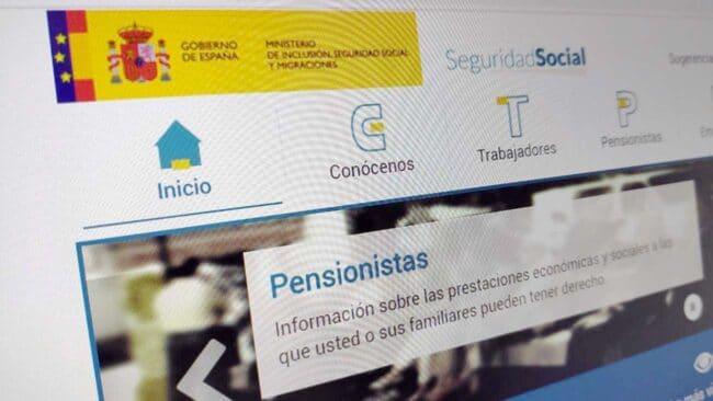 pension maxima jubilacion